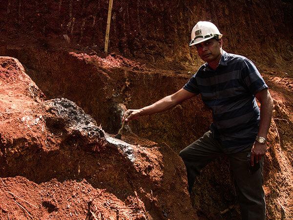 Graphite Mining Companies in Sri Lanka