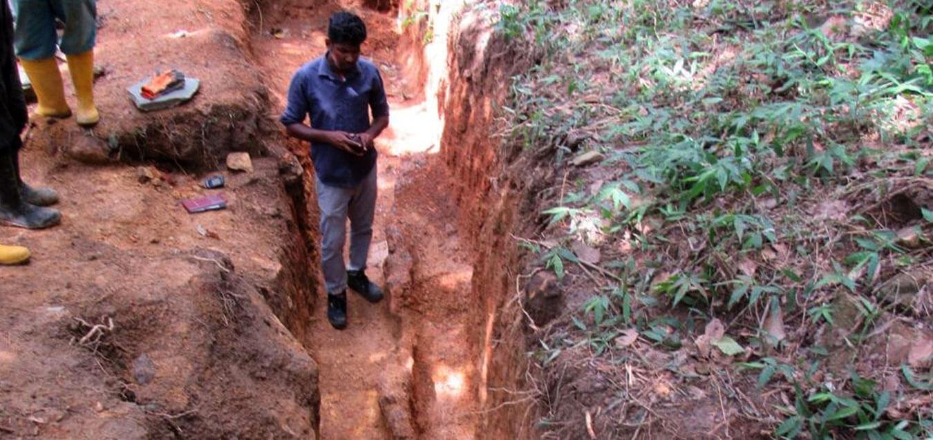 P1 Development in Ceylon Graphite